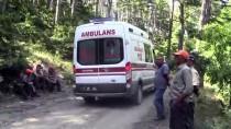 Çanakkale'de Traktör Devrildi Açıklaması 1 Ölü
