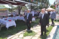 Celalettin Topçu Fetihler Hayır Hizmetleri Vakfı'ndan Ezine'de Hayır Yemeği