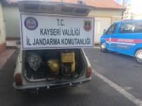Su Motoru Ve Sulama Borusu Çalan İki Kişi Yakalandı