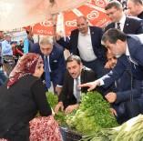 PRİM BORÇLARI - TESK Genel Başkanı Palandöken Açıklaması 'Afetten Zarar Gören Esnaf Ve Çiftçinin Yaraları Sarılmalı'