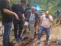 AFAD - Trabzon'u sel vurdu!