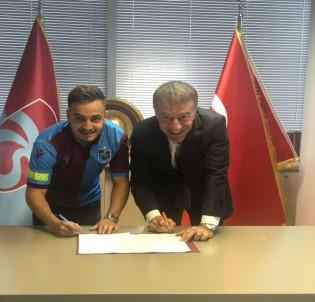 Trabzonspor, transferi resmen açıkladı!