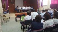 HÜSEYIN KOÇ - Kulu'da İlçe Müdürlüğü Kurulu Toplantısı Düzenlendi