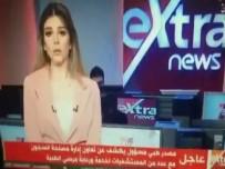 HABER KANALI - Mursi'nin Vefatını Duyuran Spikerin Hatası Gündem Oldu