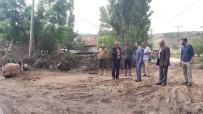 Vali Aktaş Sel Felaketi Yaşayan Köyleri Ziyaret Etti