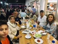Kırkağaç'ta Şehit Aileleri Ve Gazilere İftar Yemeği
