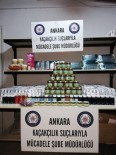 HOLOGRAM - Ankara Polisinden Kaçakçılık Operasyonu