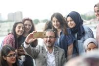 BOĞAZ TURU - Bakan Kasapoğlu, Üniversite Öğrencileriyle Boğaz Turu Yaptı