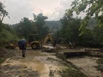 BARTIN VALİSİ - Bartın'da Sel Felaketi Açıklaması 2 Kişi Kayıp