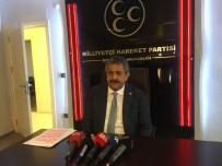 İLÇE SEÇİM KURULU - MHP'li Fethi Yıldız, Seçim Güvenliği İçin Almış Oldukları Tedbirleri Açıkladı
