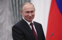 KREMLİN SARAYI - Putin Gürcistan'a Uçuşları Yasakladı
