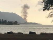 HAWAII - ABD'de uçak düştü: 9 ölü