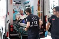 Nevşehir'de Trafik Kazası Açıklaması 30 Yaralı