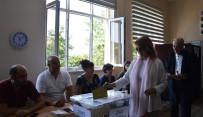 TANSU ÇİLLER - Eski Başbakan Tansu Çiller Oyunu Kullandı