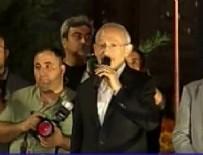 ADALET YÜRÜYÜŞÜ - Kemal Kılıçdaroğlu'ndan ilk açıklama
