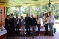 AYDIN DOĞAN - Türk Mobilya Sektörü Fas Üzerinden Batı Ve Kuzey Afrika'ya Açılacak