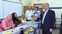 OY PUSULASI - Ulaştırma Ve Altyapı Bakanı Turhan, Oyunu Üsküdar'da Kullandı