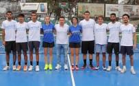 BİNNUR KAYA - Akdeniz Ligi'nde ATDSK Şampiyonluğu