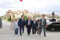 FİLM ÇEKİMİ - Başkan Büyükkılıç, Kayseri'nin Turizmden Daha Büyük Pay Alması İçin Yeni Açılımlar Getirmeye Devam Ediyor