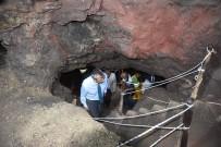 MERMERLER - Sulu Mağara Turizme Kazandırılıyor, Çalışmalar Başlatıldı