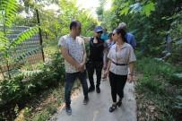 HAYKO CEPKİN - Başkan Sengel Ve Hayko Cepkin'den Yenilenen Hayvan Barınağına Ziyaret