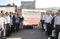 FAIK ARıCAN - Cizre'de Çiftçilere 10 Bin Adet Hindi Palazı Ve 60 Ton Yem Dağıtıldı