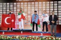 JACKİE CHAN - Engel Tanımayan Milli Sporcunun Hedefi 2020 Paralimpik Oyunları