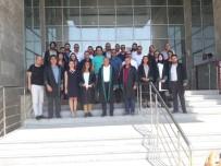 İCRA MÜDÜRLÜĞÜ - Mersin Barosu'ndan, Avukata Bıçaklı Saldırıya Kınama
