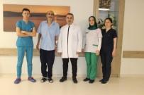 MİDE KANSERİ - Mide Kanseri Hastası Hatem'de Kapalı Ameliyatla Sağlığına Kavuştu