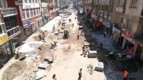 Nevşehir Belediyesi Şehre Modern Caddeler Kazandırıyor