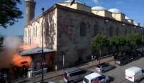 CANLI BOMBA - (Özel) Ulu Cami'i Saldırısının Azmettiricisi Suriye'de Ağır Yaralandı