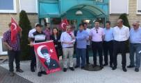 HESSEN - Almanya'da Ermeni Anıtı Dikilmesine Türklerden Tepki