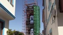 Tarihi Kilisenin 'Çan Kulesi' Aslına Uygun İnşa Edilecek