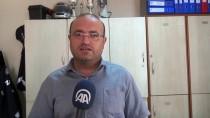 MUSTAFA ERDEM - Tüfekle Yaralanan Peçeli Baykuş Tedavi Edildi