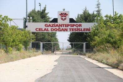 Gaziantepspor Tesisleri Çürümeye Terk Edildi
