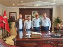 İHA Bölge Müdürü Çorbacı, Başkan Altıkulaç'ı Ziyaret Etti