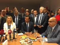 İLÇE SEÇİM KURULU - İstanbul Büyükşehir Belediye Başkanı Ekrem İmamoğlu Mazbatasını Aldı