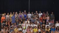 TIBET - Kuşadası Belediye Tiyatrosu Kursiyerleri Sertifikalarını Aldı