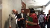 ZEKERIYA ÖZ - ABD Başkonsolosluğu İrtibat Görevlisi Metin Topuz'un Tutukluluk Halinin Devamına Karar Verildi