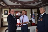 KEMAL ÇETİN - Bozyazı'da 5 Gaziye KKTC Milli Mücadele Madalyası Ve Beratı Verildi
