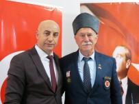 Susurluklu Kıbrıs Gazilerine Madalya