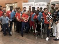 DERVİŞ EROĞLU - Ünlü Sanatçılar Bu Sefer Engelli Sporcular İçin Söyledi