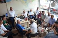 MEHMET KARTAL - Fatsa Emlakçılar Derneği Başkanı İbrahim Ant Oldu