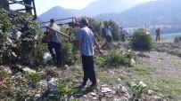 KAZıM ÖZGAN - Kozan'da Piknik Alanlarında Temizlik Çalışması