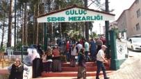 İMAM HATİPLER - Gülüç Belediyesi Mezarlıklarda Kur'an-I Kerim Okuttu
