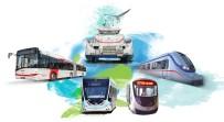 FAHRETTİN ALTAY - İzmir'de 3 Gün Boyunca Toplu Ulaşım Ücretsiz