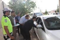 HÜSEYIN TEKIN - Midyat'ta Trafik Denetimleri Arttırıldı