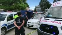 MAHSUNI ŞERIF - Ayrı Yaşadığı Eşini Tabancayla Vurarak Öldürdü
