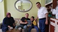 ŞORAY UZUN - Engelli Kızın Hayali Gerçek Oldu