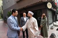 MUSTAFA DEMIRELLI - Diyanet İşleri Başkanı Erbaş'tan 15 Temmuz Gazisine Bayram Ziyareti